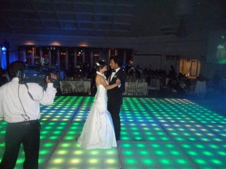 Pistas de baile con luces - Disco Movil